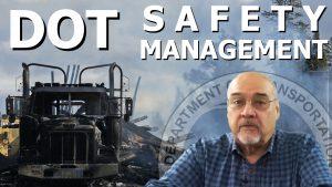 DOT Safety Management